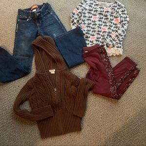 Girls 7/8 lot of clothes